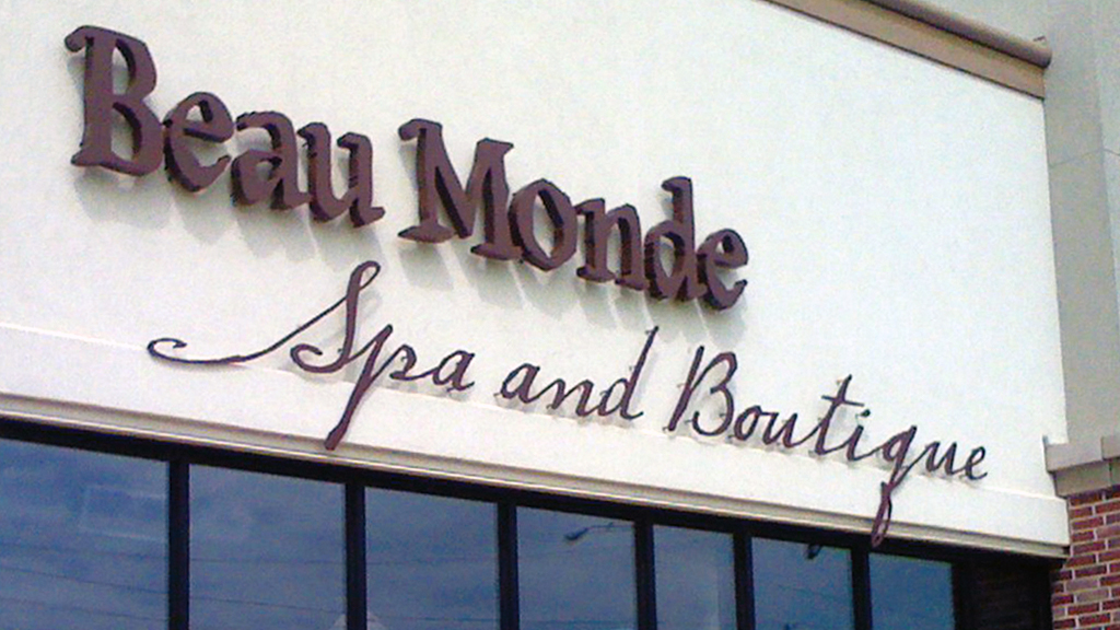 BEAUMONDE SPA AND BOUTIQUE