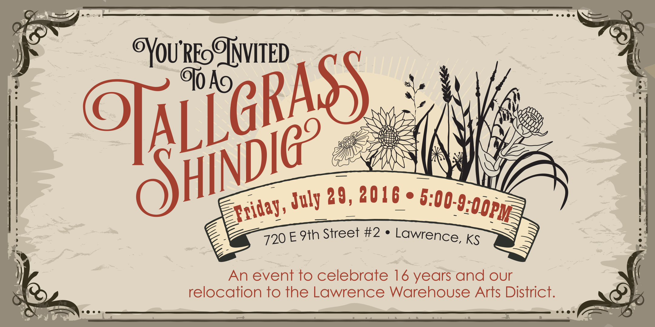 Tallgrass Shindig