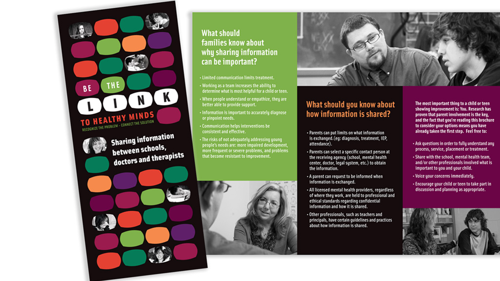 Link to Healthy Minds Brochure