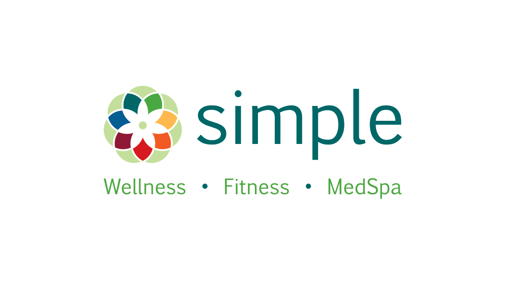 Simple Wellness, Fitness & MedSpa – Branding Strategy & Website Design
