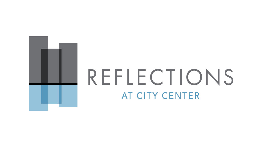 Reflections at City Center in Lenexa